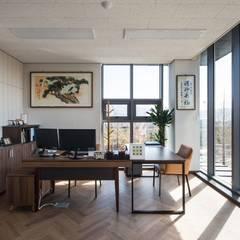 مكتب عمل أو دراسة تنفيذ 피앤이(P&E)건축사사무소