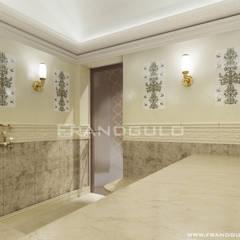 حمام بخار تنفيذ Frandgulo
