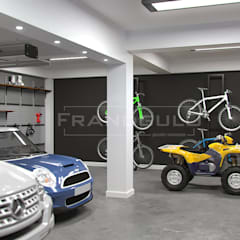 Double Garage by Frandgulo