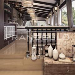 Дизайн кафе Ялтинский дворик. Концепт №1: Ресторации в . Автор – Frandgulo
