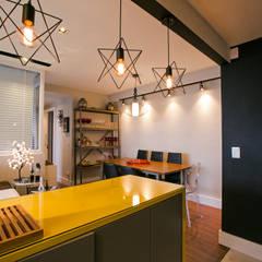 Cocinas de estilo  por Saia Arquitetura, Industrial