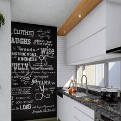 : Cocinas de estilo minimalista por ARBOL Arquitectos