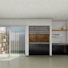 : Garajes de estilo  por ARBOL Arquitectos