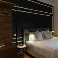 Valeriana Exclusive Guesthouse : Quartos  por Home Staging Factory