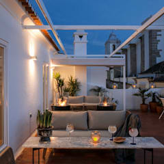 Terrace by Home Staging Factory