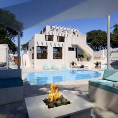 泳池 by Pacheco & Asociados