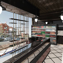 Commercial Spaces by Mimayris Proje ve Yapı Ltd. Şti.