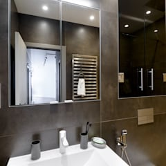 TOPOS. Apartments 105 q.m.:  Spa von nadine buslaeva interior design