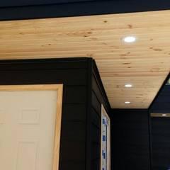 Casas prefabricadas de estilo  por Incove Ingeniería y Construcción