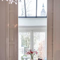 doorkijkje woonkamer door bob romijnders architectuur interieur