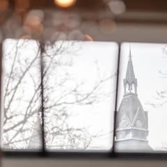 Doorkijkje:  Woonkamer door Bob Romijnders Architectuur & Interieur