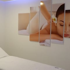 Design Hub interiors by Çise Mısırlısoy İç Mimar  – Beauty Center:  tarz Klinikler