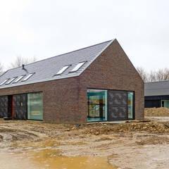 :  Villas by JADE architecten