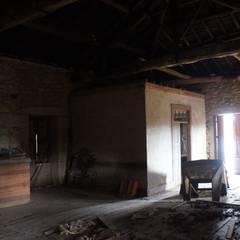 Levantamento: Casas de campo  por Bigarquitectura