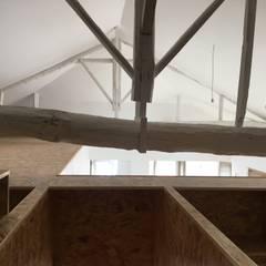 Mezanino: Casas de campo  por Bigarquitectura