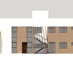 Residência W | S: Casas familiares  por Arquitetura em Cena