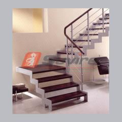 Escaleras de estilo  por Suvire Escaleras