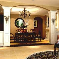 Best Interior Designer  in Delhi:  Dining room by Sense Interiors