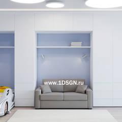 Дизайн студия 'Дизайнер интерьера № 1'의  어린이용 침실