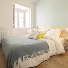 Bedroom by Homestories, Scandinavian