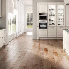 Cucina Dolcevita – International style – Perla assoluto: Cucina in stile in stile Classico di Ferrari Arredo & Design