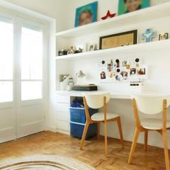 اتاق کودک توسطHomestories, اسکاندیناویایی