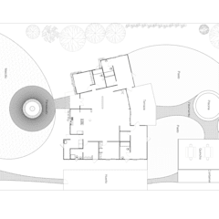 ARquitectura:  tarz Zen bahçesi
