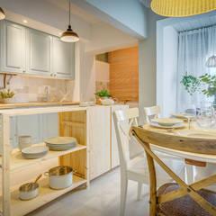 Querido Mudei a Casa - Episódio #2421 Cozinhas escandinavas por Homestories Escandinavo
