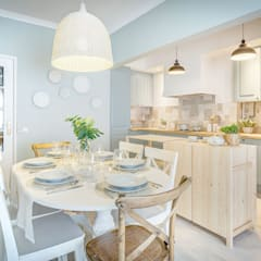 Phòng ăn by Homestories