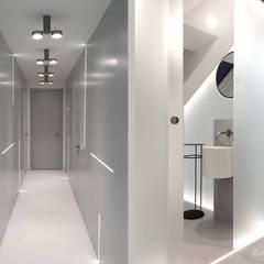 HARMONY: styl , w kategorii Łazienka zaprojektowany przez Kołodziej & Szmyt Projektowanie wnętrz
