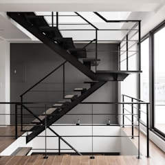 Stairs by 沃思文化  /  林毅璋建築師事務所 + 乘四研究所