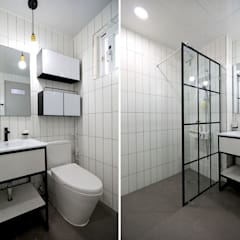 classic Bathroom by 하우스톡