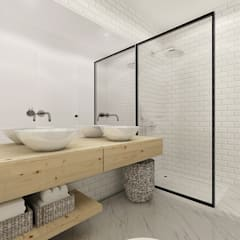 scandinavian Bathroom by Homestories