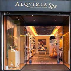 Alqvimia Rambla Cataluña Barcelona: Oficinas y Tiendas de estilo  de Alma Retail Services
