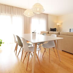 Dining room by Homestories