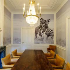 safari office:  Kantoor- & winkelruimten door Dineke Dijk & partners Architecten