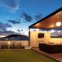 Terrace by EZ HOMES