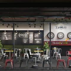درج تنفيذ Công ty Thiết kế Nội Thất Tramdecor