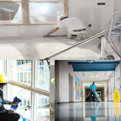 Best Construction Clean Up Services in USA	:  Office buildings by Insight Service Group