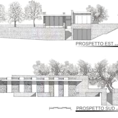 Prospetti: Scale in stile  di LAB+ARCS