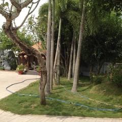 Biệt thự :  Vườn by CÔNG TY TNHH KT - XD KIẾN NGUYỄN