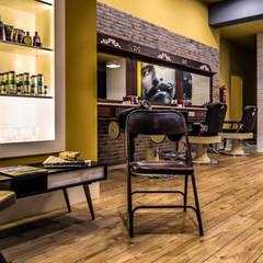 diseño de peluqueria: Espacios comerciales de estilo  de ADC Espacios
