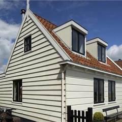 Dutch Dykehouse:  Huizen door Dineke Dijk Architecten
