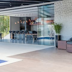 Pool by Metrik Design - Arquitetura e Interiores ,
