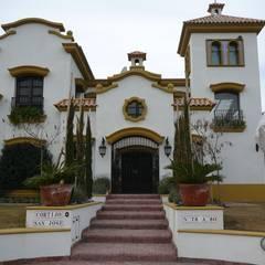 Eengezinswoning door Estudio Dillon Terzaghi Arquitectura - Pilar