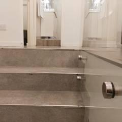 Reforma Integral en Recoleta: Escaleras de estilo  por Construye Tu Proyecto