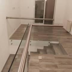 Projekty,  Schody zaprojektowane przez Construye Tu Proyecto