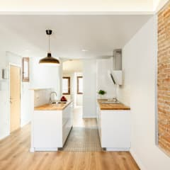 Built-in kitchens by Sezam disseny d'Interiors SL