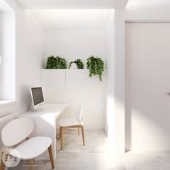 Gabinet no.1: styl , w kategorii Kliniki zaprojektowany przez 365 Stopni