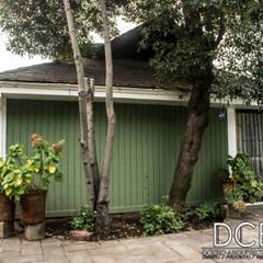 Tasación Comercial: Casas de madera de estilo  por Dcero Arquitectura